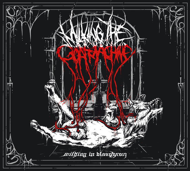 MILKING THE GOATMACHINE - Milking in Blasphemy